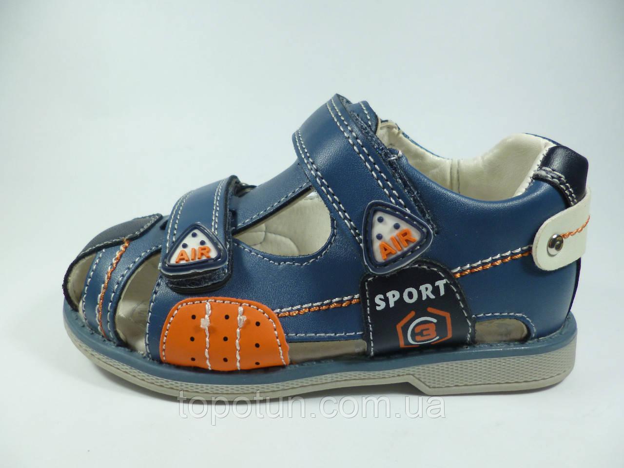 """Детские сандалии для мальчиков """"Tom.m"""" размеры: 27,28,29,30"""