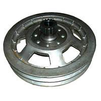 Шкив без рычага ремня вариатора ходовой части, 54-0-124-2Б