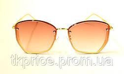 Модные женские солнцезащитные очки 2359,  жіночі сонцезахисні окуляри новинка, фото 3