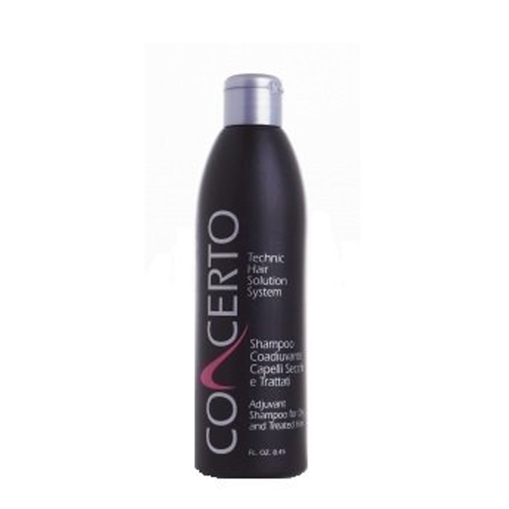 Шампунь для волос Concerto Dry and Treated Hair Adjuvant Shampoo 250 мл