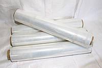 Стрейч пленка для ручной упаковки с добавлением вторичного сырья от производителя