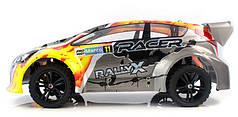 Радиоуправляемая модель Ралли 1:10 Himoto RallyX E10XR Brushed (серый)