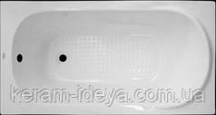Ванна акриловая с ножками KO&PO 4051 1300 х 700 мм