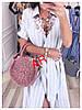 Платье миди в полоску, ткань: хб.  Размер: 42-44, 44-46 .Разные цвета (6500), фото 4