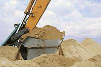 Песок горный и мытый