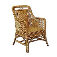 Кресло плетенное из лозы Черниговчанка, фото 1