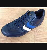 Кросівки чоловічі шкіряні.Виробник Іспанія.