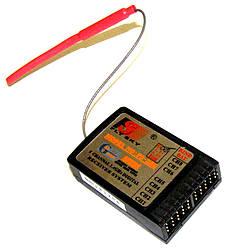 Приёмник 8-канальный FlySky FS-R8B