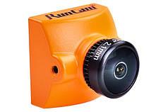 Камера FPV микро RunCam Racer CMOS 2.1мм 140° 4:3 (оранжевый)