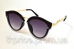 Модные женские солнцезащитные очки 2774,  жіночі сонцезахисні окуляри новинка, фото 2