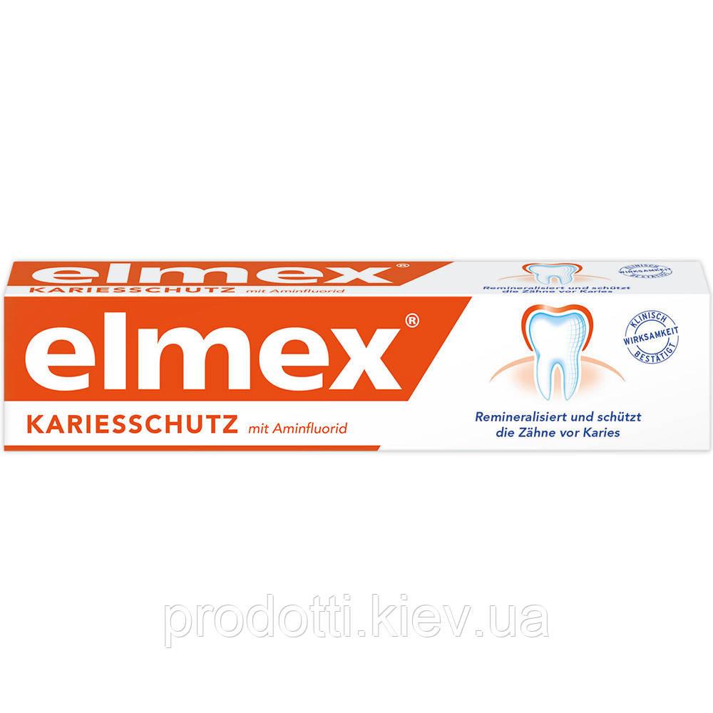 Зубная паста Elmex Kariesschutz