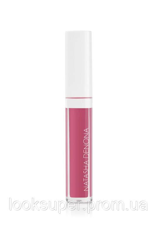 Блеск для губ  NATASHA DENONA  Lip Glaze  intense pink 08