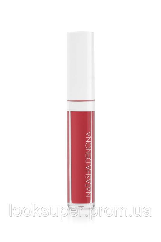 Блеск для губ  NATASHA DENONA  Lip Glaze  coral 12