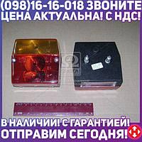 ⭐⭐⭐⭐⭐ Фонарь УАЗ задний в сборе без ламп (Руслан-Комплект)  Ф-400