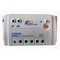 Солнечный контроллер Epsolar Контроллер заряда LS2024В 20A (12V/24V) PWM, фото 1