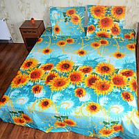 Полуторное постельное белье 100% хлопок