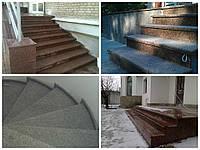 Купить гранитные ступени в Днепропетровске