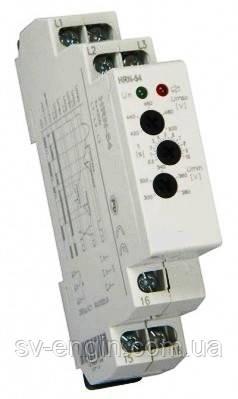 HRN-54, HRN-54N, HRN-56 — реле контроля напряжения, последовательности и выпадения фаз