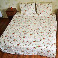 Полуторное постельное белье голд бязь