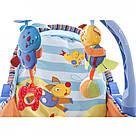 Музыкальное кресло-качалка Качеля 3 в 1 7179, фото 3