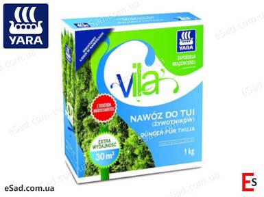 Добриво Yara Vila для туї, 1 кг