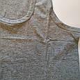 Майка мужская серая размер 54-56, фото 2