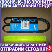 ⭐⭐⭐⭐⭐ Ремень поликлиновый (производство  DAYCO) ХЮНДАЙ,ТЕРРAКAН, 4PK1075
