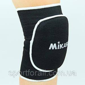 Наколенник волейбольный (2шт) MIKASA   эластан, р-р S,L,