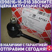 ⭐⭐⭐⭐⭐ Наконечник тяги рулевой    MB W201 (82-) наружный  (пр-во Febi)