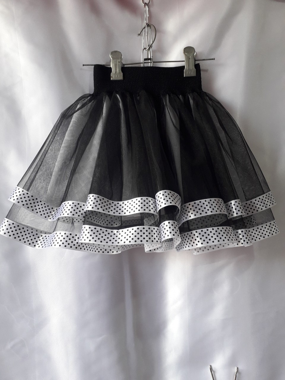 Детская юбка нарядная для девочки 104-122
