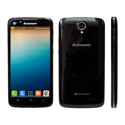 Lenovo A338T экран 4.5 2sim,четыре ядра, WiFi, Android 4.4.2, 5Mp - black