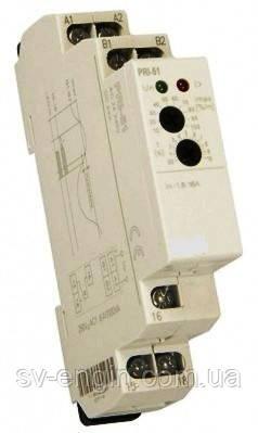 PRI-51/0,5, PRI-51/1, PRI-51/2, PRI-51/5, PRI-51/8, PRI-51/16 — реле контроля тока
