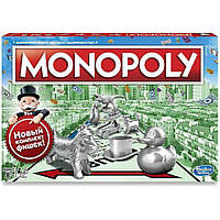Настольная игра Hasbro Классическая Монополия обновленная (русская) (C1009_121)