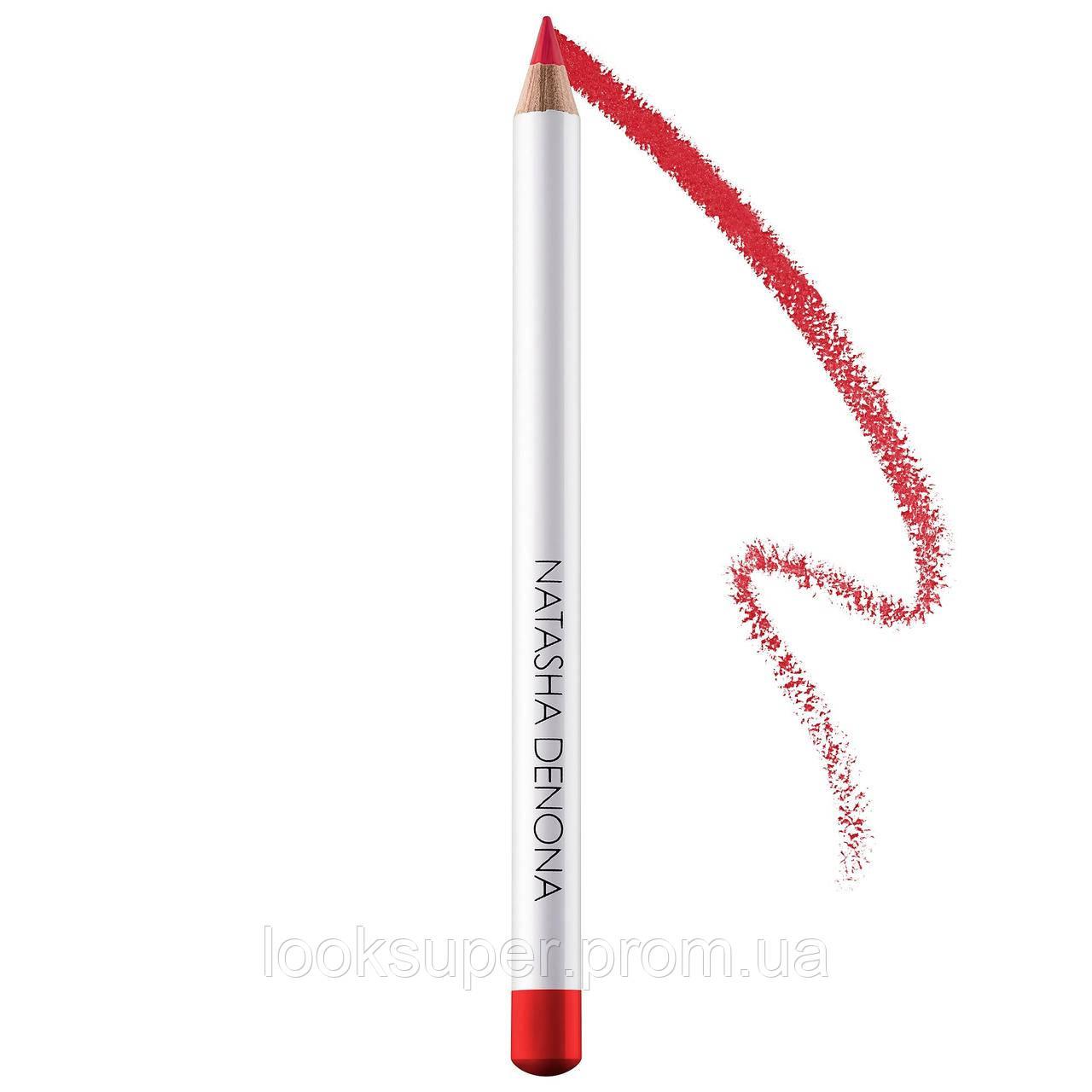 Карандаш для губ  NATASHA DENONA  Lip Liner Pencil  L16 cherry