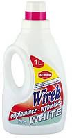 Отбеливатель-пятновыводитель для белых вещей Wirek 1 л
