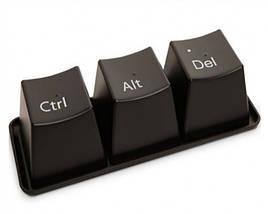 ✅  Оригинальные чашки кнопки Ctrl Alt Del, фото 3