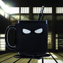 ✅  Чашка Ниндзя , фото 2