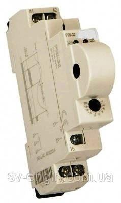 PRI-32 — реле контроля тока  с токовым трансформатором. Обзор моделей реле тока.