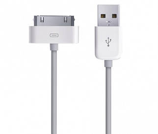 ✅  Кабель Dock Connector to USB Cable for i-Phone 4-4S