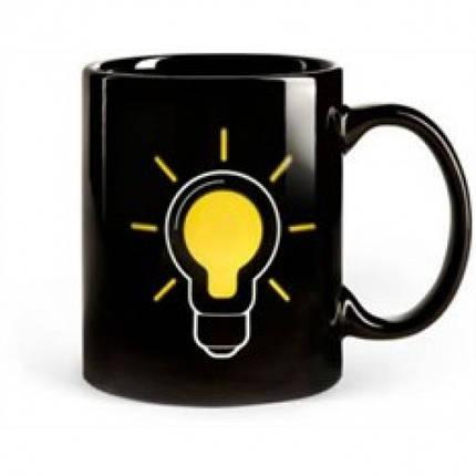 Чашка-хамелеон Лампочка, фото 2