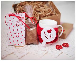 ✅  Подарочный набор Love Coffe