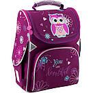 Рюкзак школьный каркасный GoPack 5001-5, фото 2