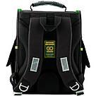 Рюкзак школьный каркасный GoPack GO19- 5001-11, фото 5