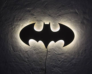 ✅  Cветильник Batman