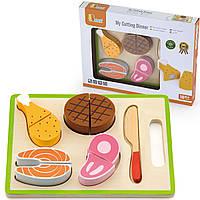 Игрушечный набор пикник Viga Toys детский игровой набор (50980)