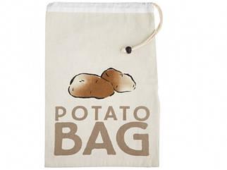 ✅  Мешок из ткани для хранения овощей (картофель)
