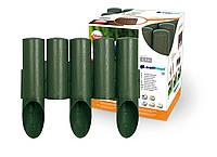Газонное ограждение Cellfast Standard 5 2.3 м Зеленое