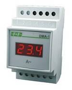Индикаторы тока и напряжения
