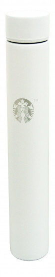 Термос Starbucks White