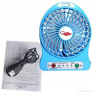 ✅  Портативный usb мини-вентилятор